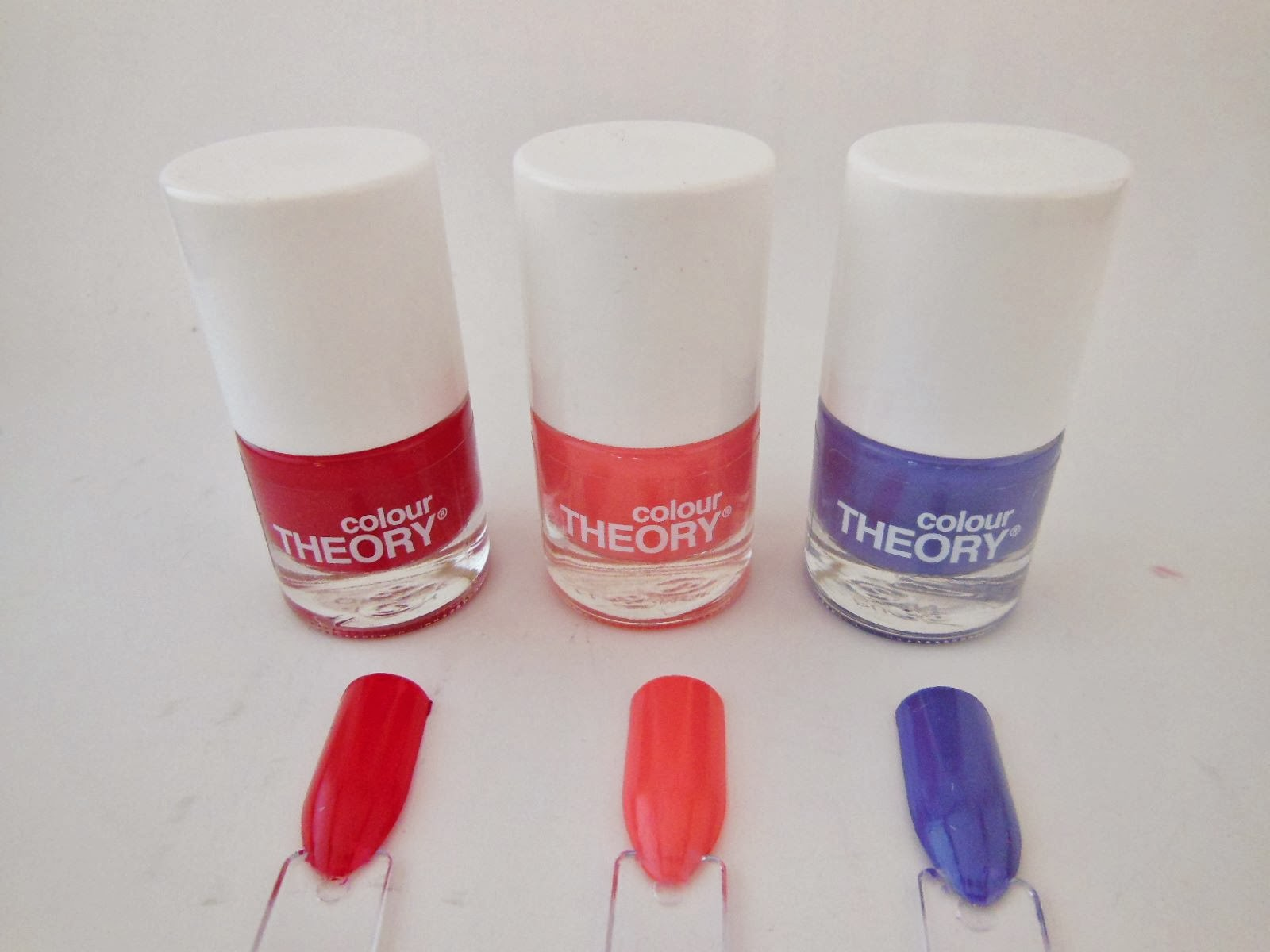 Product Review & NOTD: Colour Theory Nail Polishes | The Beauty ...