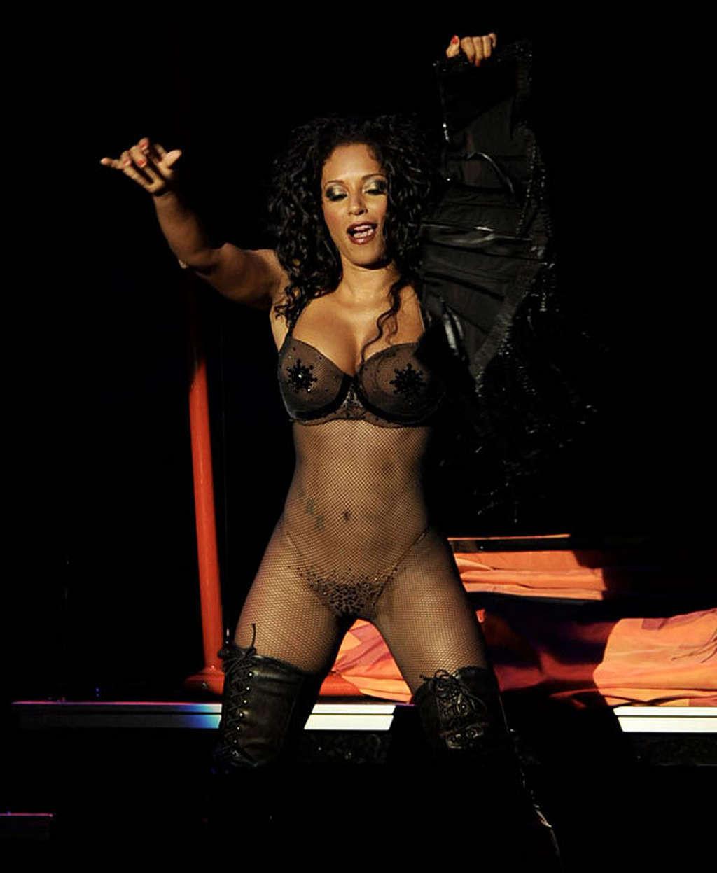 Melanie brown real nude