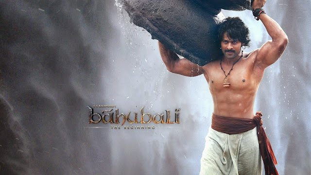 Baahubali Movie Posters