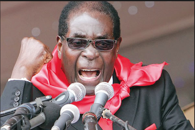Africa is ready to pull out of United Nations - Robert Mugabe