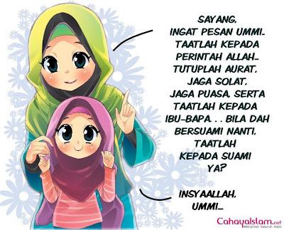 Image result for nasihat untuk perempuan