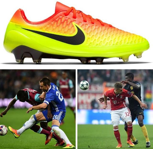 Δείτε ποια παπούτσια φοράνε οι ποδοσφαιριστές και πόσο ΚΟΣΤΙΖΟΥΝ... [photos] tromaktiko11879