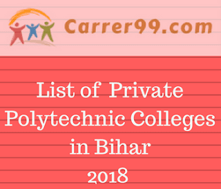 List of private Polytechnic Colleges in Bihar