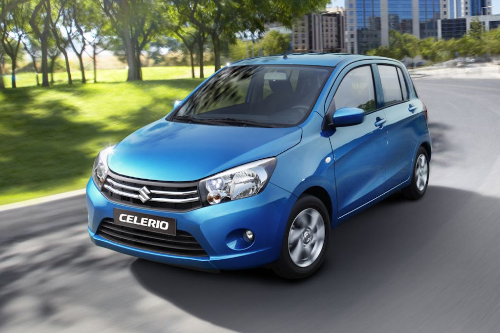 Suzuki Philippines Brings A Game With All New 2015 Celerio