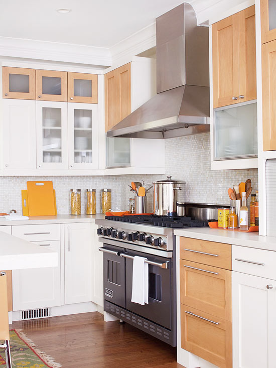 Kitchen cabinets stylish ideas for cabinet doors home - New kitchen cabinet ideas ...