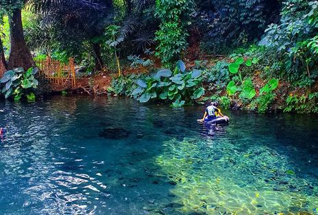 tempat wisata mata air sumber sirah malang