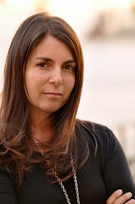 Begoña Peñamaría, modista y escritora de A Coruña, autora de Dejadme Marchar. Tecnoculturas.com/Begoña Peñamaría