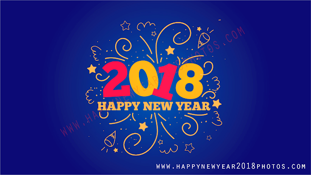 2018 Happy New Year Images, Graphics, Pictures for Whatsapp Facebook