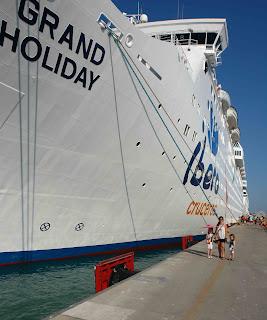 viajar con niños cruceros