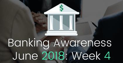 Banking and Financial Awareness June 2018: 4th week