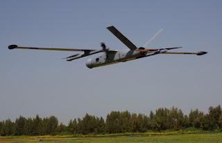 UAS ThunderB-VTOL