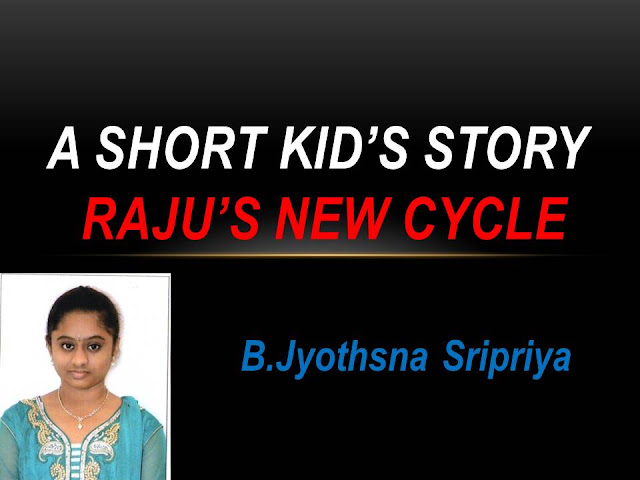Raju's-New-Cycle