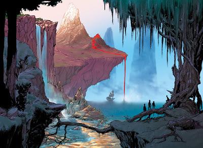 reseña-Peter-Pan, fan-art-neverland