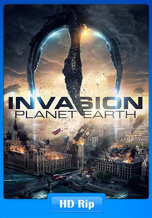 Invasion Planet Earth 2019 720p WEBRip x264 | 480p 300MB | 100MB HEVC Poster