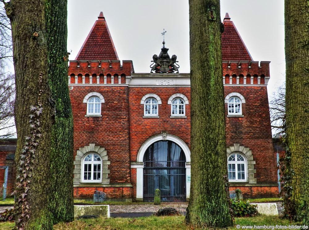 Torhaus KZ Fuhlsbüttel