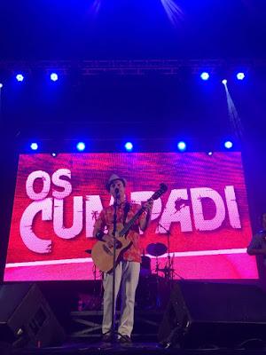 Calcinha Preta, Jerônimo Medeiros e outras atrações agitaram terceira noite do melhor São João da Bahia