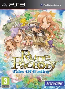 Rune Factory Oceans PS3-DUPLEX