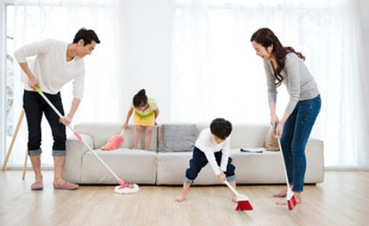 Cara Membersikan Rumah Dari Energi Negatif