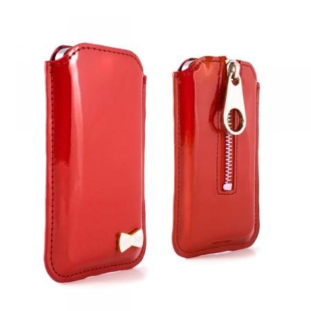 8ea96ba73 ... leather is more than offering a stunning style but it is also a great  feature to protect your sexy iPhone 4 from accidental knocks and daily  bumps.