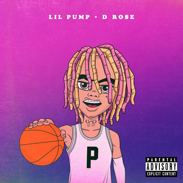 Lil Pump - D Rose - Single Cover