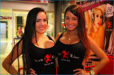 sexo chicas red lion panama