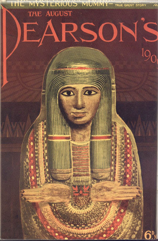 Egyptian Princess of Amen-Ra..The Cursed Mummy موﻣﻴﺎﺀ ﺁﻣﻦ ﺭﻉ الملعونة