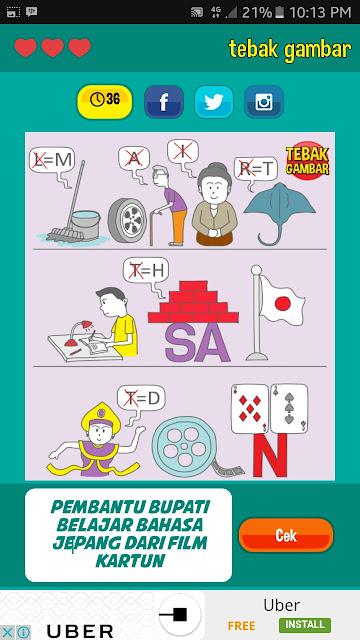 Kunci Jawaban Level 13 Beserta Gambarnya 2016 Guru Galeri