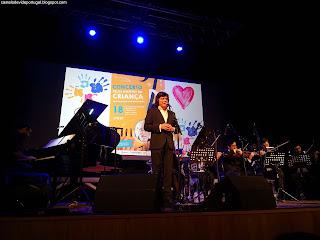 EVENTS / Concerto pelos direitos das Crianças, Cine-Teatro, Castelo de Vide, Portugal
