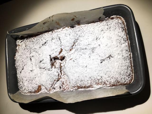 beztłuszczowe ciasto w foremce