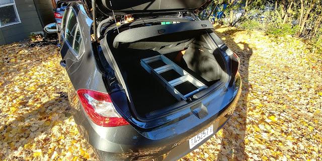 Chevrolet Cruze Diesel Hatch Cargo