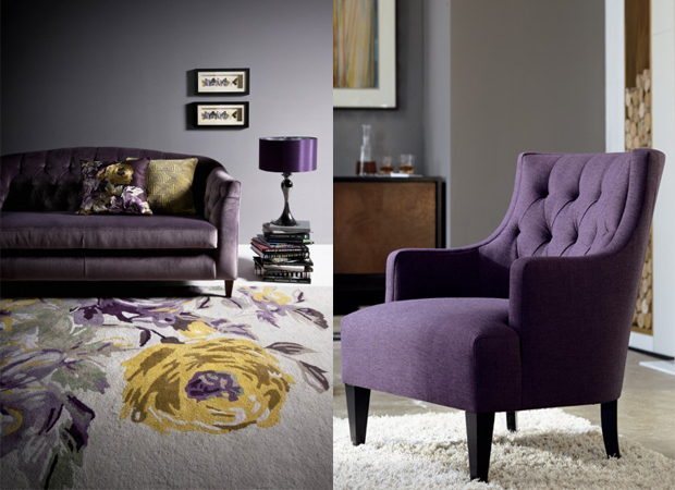 Grey And Taupe Shades Compliment This Colour Beautifully Enhance That Feeling Of Glamour Luxury The Darker More Sultry