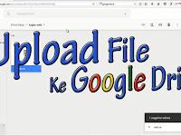 Cara Upload File ke Google Drive Dengan Cepat di Android