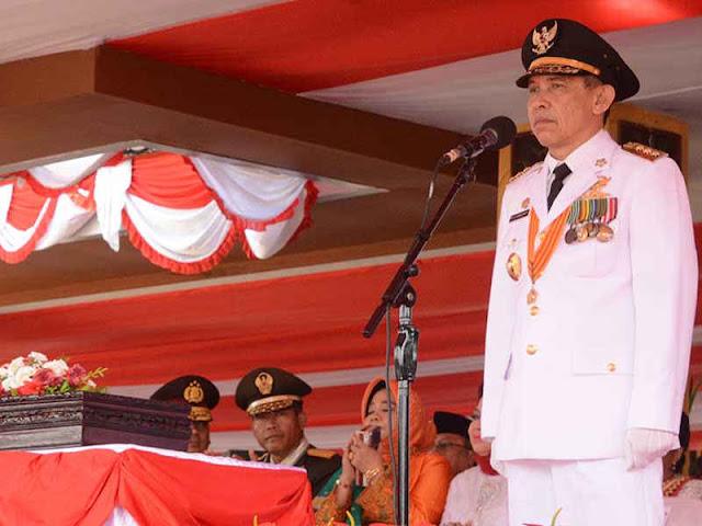 Said Assagaff Pimpin Detik-Detik Proklamasi Kemerdekaan RI di Ambon