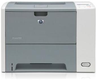 Hp laserjet p3005 series driver & software download.