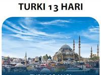 Umroh Plus Turki 13 Hari