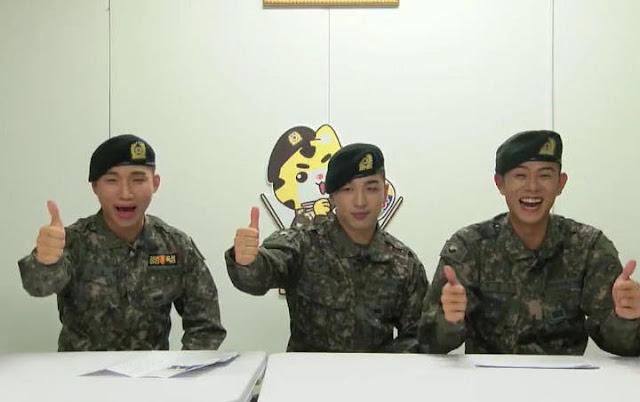 Beenzino Ungkap Kebiasaan Taeyang dan Daesung Saat Wajib Militer