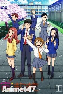 Sora no Manimani - Anime Sora no Manimani 2009 Poster