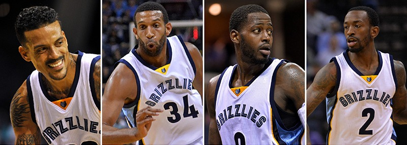 Bear witness a memphis grizzlies blog 2016 can you name all 28 players who have played for the grizzlies this season publicscrutiny Image collections