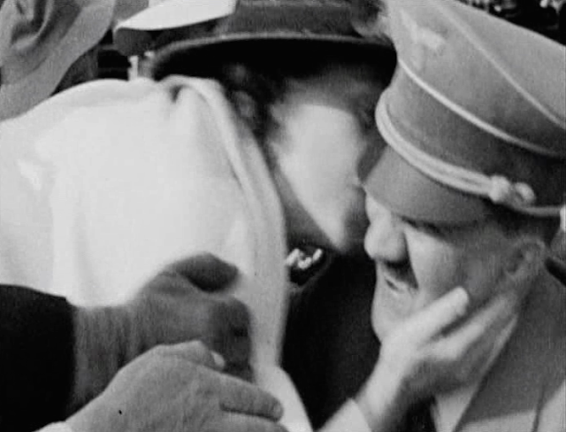 Hitler Kissing worldwartwo.filminspector.com