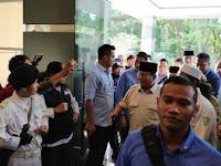 Gema Takbir Sambut Prabowo Dan Amien Rais di Ijtima Ulama III