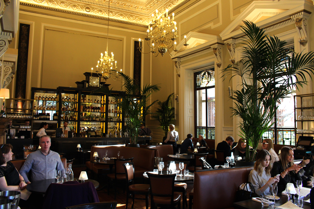 Brunch at Hutchesons - Glasgow city weekend break - UK travel, lifestyle and fashion blog