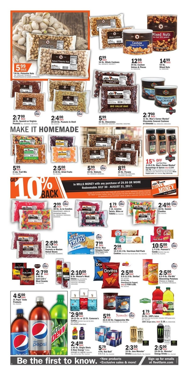 Fleet Farm Coupons Save 15 With July 19 Coupon Promo Codes >> Fleetfarm Ad Quill Com Customer Reviews
