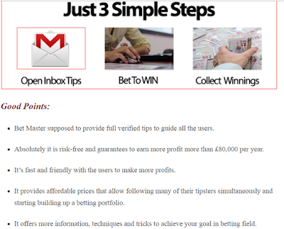 Bet Master, Bet Master Review, Bet Master Reviews, Tom Newell's Bet Master Review