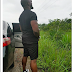 Jim Iyke descends on fan who called him a fool for peeing by the roadside