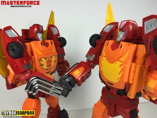 dx9 carry transformers masterpiece rodimus prime