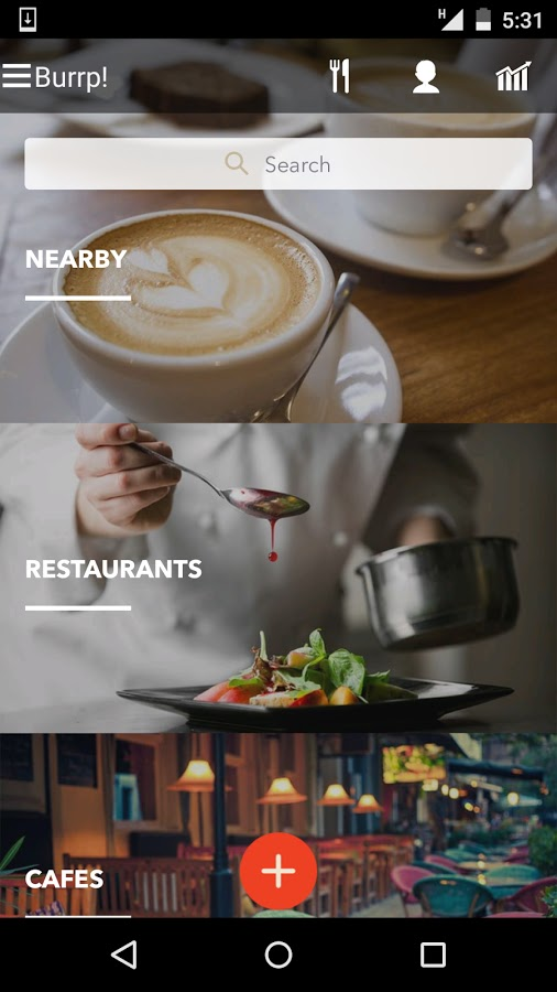 Burrp the restaurant recommendation app in a new avatar