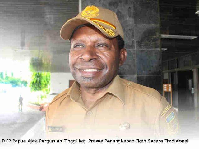 DKP Papua Ajak Perguruan Tinggi Kaji Proses Penangkapan Ikan Secara Tradisional