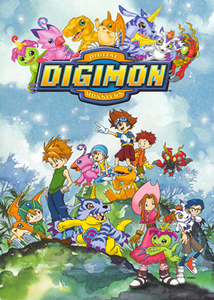 Digimon Adventure [54/54] [HDL] 50MB [Latino] [MEGA]