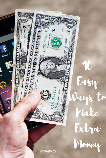 10 Easy Ways to Make Extra Money