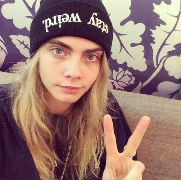 https://shop.spreadshirt.com/pygod/as+worn+by+cara+delevingne+stay+weird+beanie+hat-A108863083